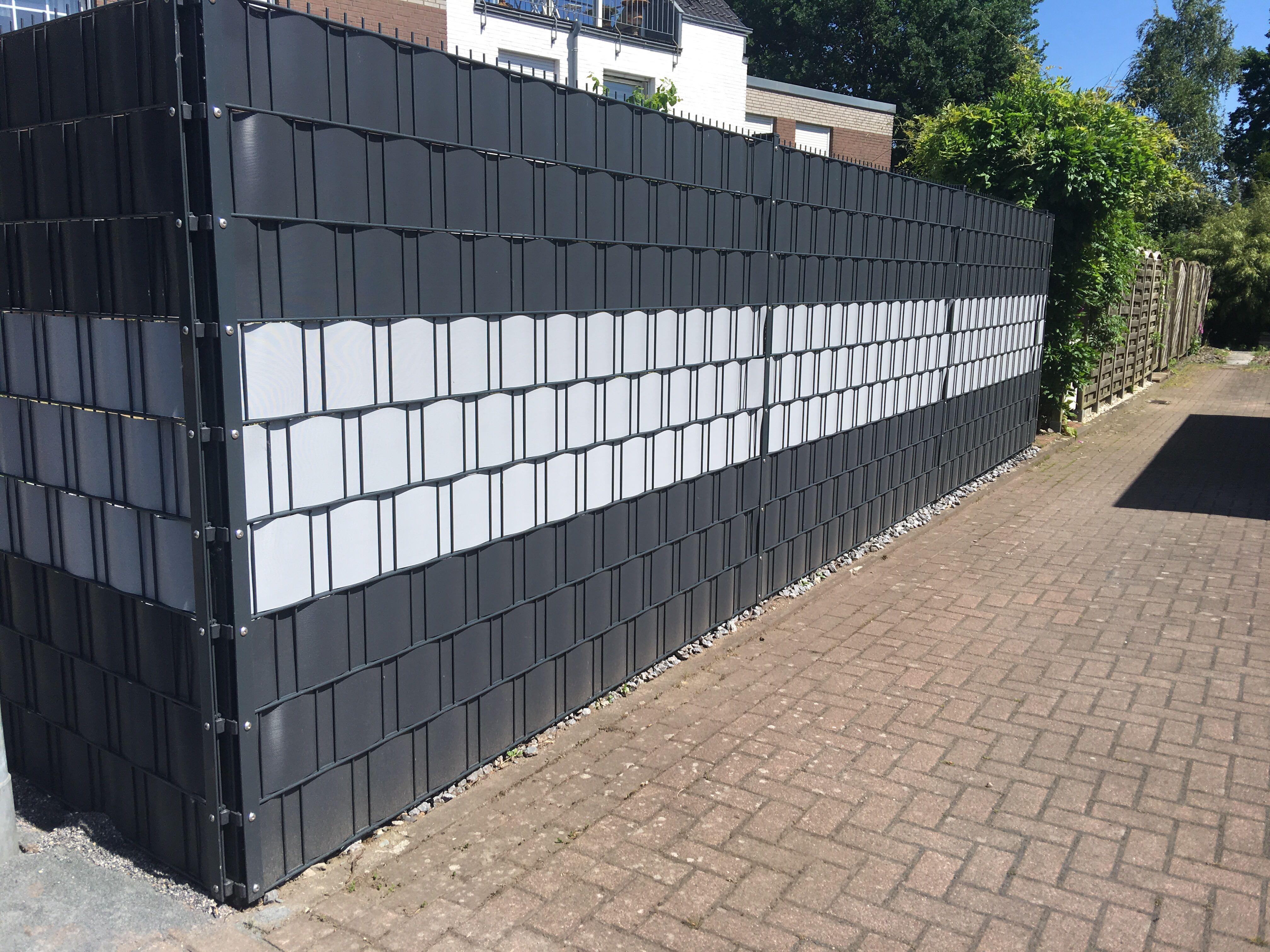 Stein Zäune günstig bei Zaunspatz24 kaufen