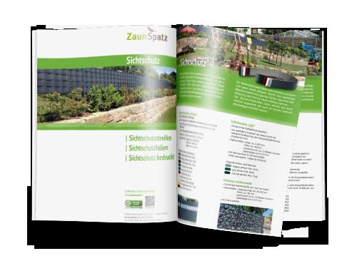 Katalog zum ausdrucken für Gartentore und Gartenzäune