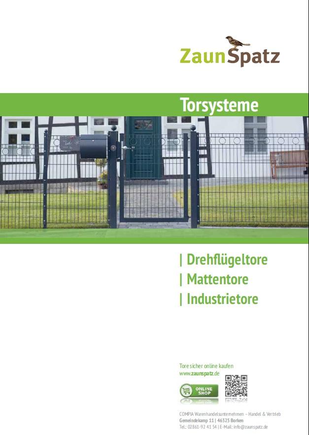 Katalog-Torsysteme