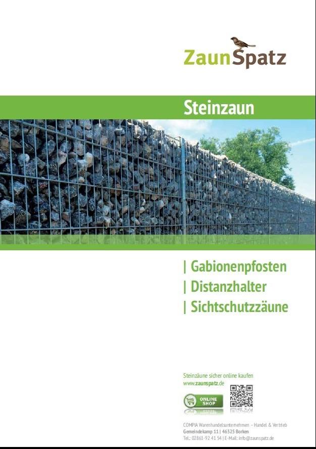 Katalog-Steinzaun-Gabionenzaun